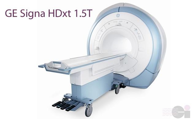 GE Signa HDxt 1.5T